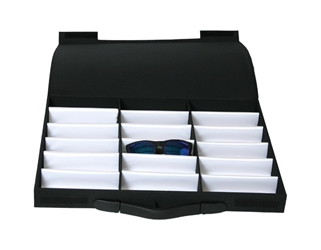 B-1 Briefcase Display Tray
