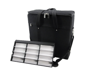 E-11 Shoulder Bag Elite E-11 Shoulder Bag 96 frames or 72 sunglasses eyewear display cases