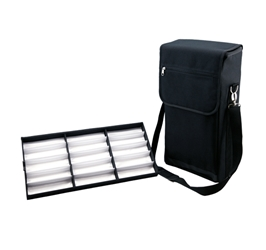 E-12 Shoulder Bag Elite E-12 Shoulder Bag 60 frames or 36 sunglasses eyewear display cases