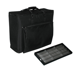 E-7 Shoulder Bag Elite E-7 Shoulder Bag 240 frames of 90 sunglasses eyewear display cases