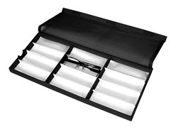 T-12MST Eyewear Display Meshed Cover Tray SALE!
