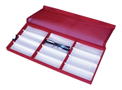 T-12STM Eyewear Display Meshed Cover Tray