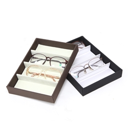 T-4 4 Place Eyeglasses Display Tray eyeglasses display tray, optical frame, 4 place