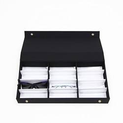 "T-12 2 3/8"" XL Sunglasses Display Tray Sample Sale"